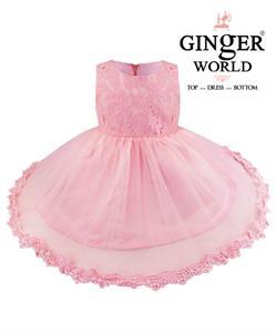 Đầm Công Chúa LeiFei Ren Hoa HQ513_H GINgER WORLD