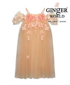 Đầm Dự Tiệc Cho Bé HQ516 GINgER WORLD
