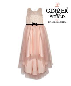 Đầm Dạ Tiệc Cho Bé HQ523 GINgER WORLD
