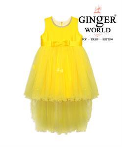 Đầm Dạ Tiệc Cho Bé HQ525 GINgER WORLD
