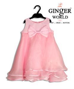 Đầm Tinh Nghịch Cho Bé SC70 GINgER WORLD