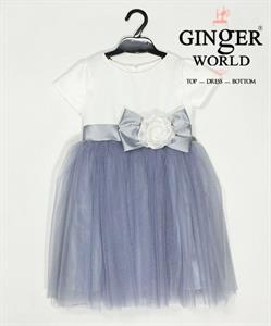 Đầm Dự Tiệc Cho Bé HQ551 GINgER WORLD