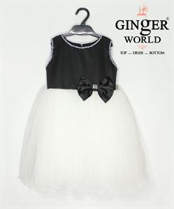 Đầm Dự Tiệc Cho Bé HQ553 GINgER WORLD
