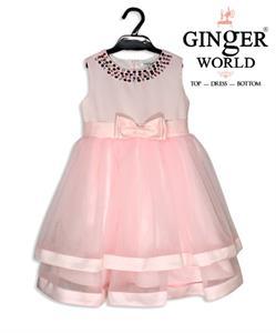 Đầm Dự Tiệc Cho Bé HQ555 GINgER WORLD