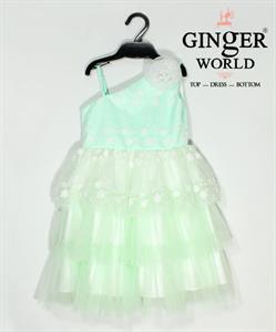 Đầm Dự Tiệc Cho Bé HQ556 GINgER WORLD