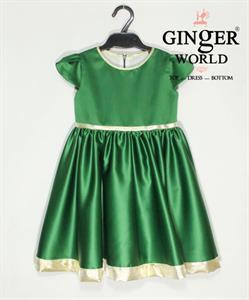 Đầm Dự Tiệc Cho Bé HQ557 GINgER WORLD