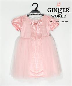 Đầm Dự Tiệc Cho Bé HQ558 GINgER WORLD