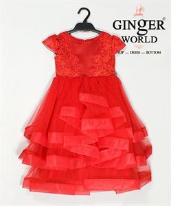 Đầm Dự Tiệc Cho Bé HQ559 GINgER WORLD