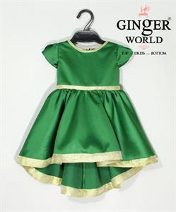 Đầm Dự Tiệc Cho Bé HQ562 GINgER WORLD