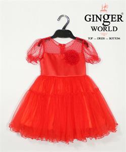 Đầm Dự Tiệc Cho Bé HQ565 GINgER WORLD