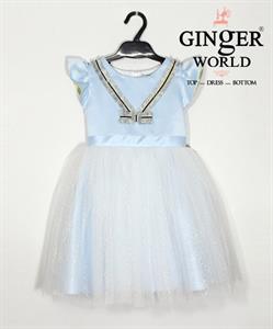 Đầm Dự Tiệc Cho Bé HQ569 GINgER WORLD