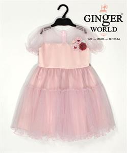 Đầm Dự Tiệc Cho Bé HQ582 GINgER WORLD