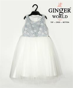 Đầm Dự Tiệc Cho Bé HQ586 GINgER WORLD