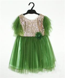 Đầm Dự Tiệc Cho Bé HQ589 GINgER WORLD