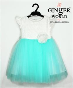 Đầm Dự Tiệc Cho Bé HQ599 GINgER WORLD