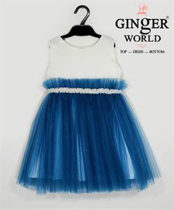 Đầm Dự Tiệc Cho Bé HQ601 GINgER WORLD