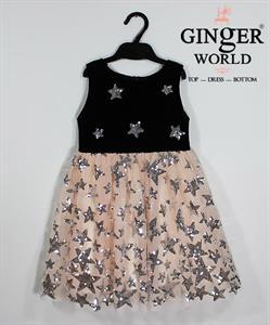 Đầm Dự Tiệc Cho Bé HQ610 GINgER WORLD