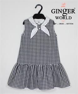 Đầm Tinh Nghịch Cho Bé SC106 GINgER WORLD