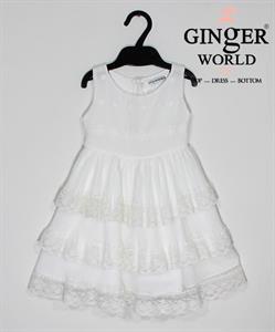 Đầm Dự Tiệc Cho Bé HQ618 GINgER WORLD