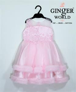Đầm Dự Tiệc Cho Bé HQ621 GINgER WORLD