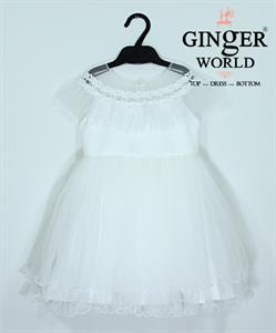 Đầm Dự Tiệc Cho Bé HQ622 GINgER WORLD