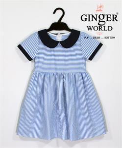 Đầm Tinh Nghịch Cho Bé SC112 GINgER WORLD