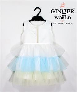 Đầm Dự Tiệc Cho Bé HQ625 GINgER WORLD