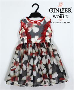Đầm Dự Tiệc Cho Bé HQ633 GINgER WORLD