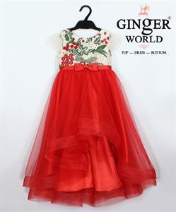 Đầm Dự Tiệc Cho Bé HQ635 GINgER WORLD