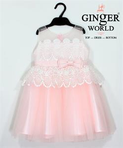 Đầm Dự Tiệc Cho Bé HQ634 GINgER WORLD