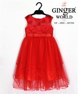 Đầm Dự Tiệc Cho Bé HQ636 GINgER WORLD