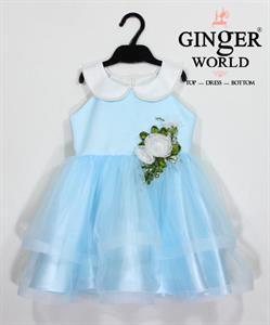 Đầm Dự Tiệc Cho Bé HQ639 GINgER WORLD