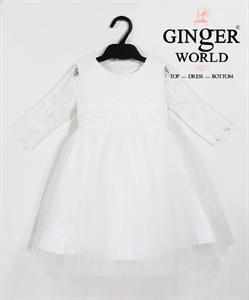 Đầm Dự Tiệc Cho Bé HQ655 GINgER WORLD