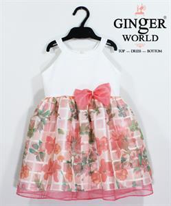 Đầm Dự Tiệc Cho Bé HQ658 GINgER WORLD