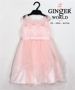 Đầm Dự Tiệc Cho Bé HQ660 GINgER WORLD