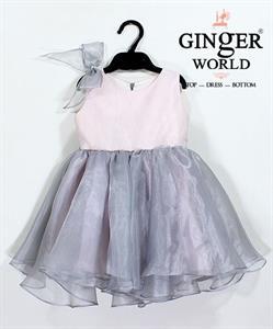 Đầm Dự Tiệc Cho Bé HQ670 GINgER WORLD