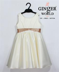 Đầm Dự Tiệc Cho Bé HQ673 GINgER WORLD