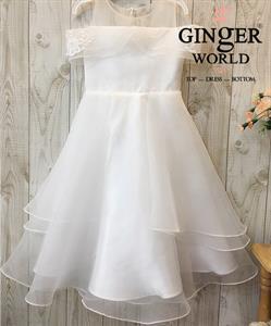 Đầm Dự Tiệc Cho Bé HQ684 GINgER WORLD