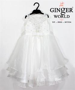 Đầm Dự Tiệc Cho Bé HQ686 GINgER WORLD