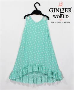 Đầm Tinh Nghịch Cho Bé SC134 GINgER WORLD