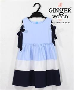 Đầm Tinh Nghịch Cho Bé SC135 GINgER WORLD