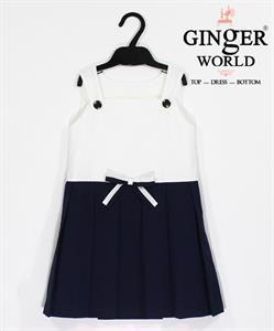 Đầm Tinh Nghịch Cho Bé SC145 GINgER WORLD