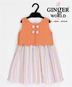 Đầm Tinh Nghịch Cho Bé SC146 GINgER WORLD