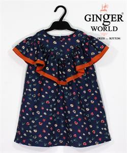 Đầm Tinh Nghịch Cho Bé SC149 GINgER WORLD
