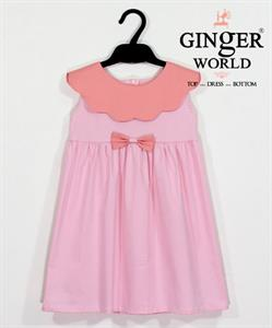 Đầm Tinh Nghịch Cho Bé SC157 GINgER WORLD