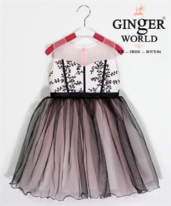 Đầm Dự Tiệc Cho Bé HQ697 GINgER WORLD