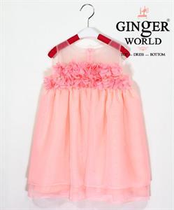 Đầm Tinh Nghịch Cho Bé SC164 GINgER WORLD
