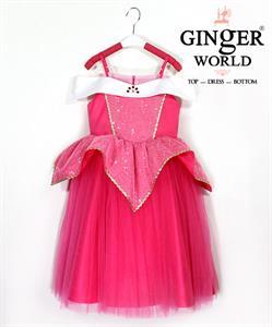 Đầm Arora Công Chúa Ngủ Trong Rừng HQ703 GINgER WORLD