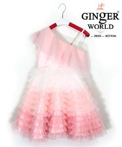 Đầm Dự Tiệc Cho Bé HQ706 GINgER WORLD