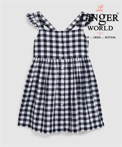 Đầm Tinh Nghịch Cho Bé SC180 GINgER WORLD